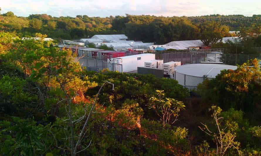 Fuel and generators at RPC3 at Nauru detention centre.
