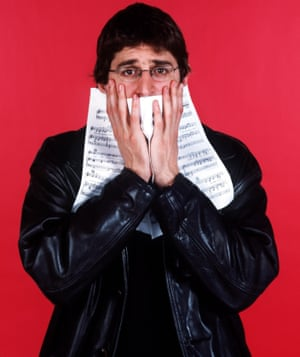 Humane interrogations ... Louis Theroux's Weird Weekends. Photograph: Brian Ritchie/BBC Two