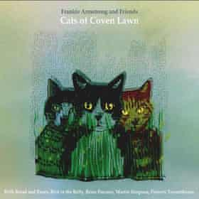 The artwork for Cats of Coven Lawn.