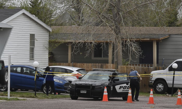 Colorado shooting: seven dead after man opens fire at birthday party,Gun crime, news,harbouchanews