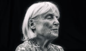 The editor of the London Review of Books, Mary Kay Wilmers, photographed in London.