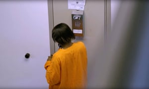 Still from The Trap documentary on prostitution and human trafficking in US