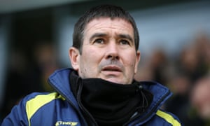 Nigel Clough has had two spells as Burton's manager.