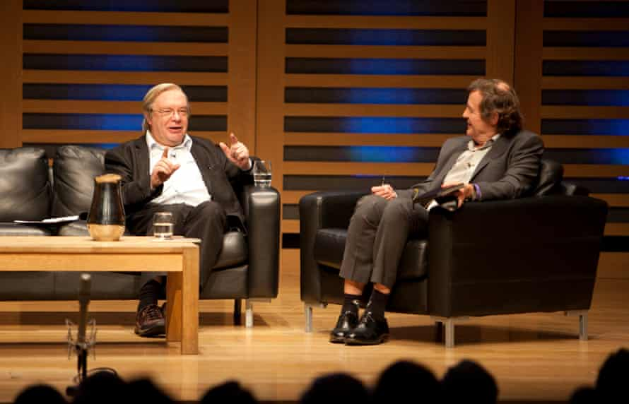 Billington in conversation with David Hare in 2012