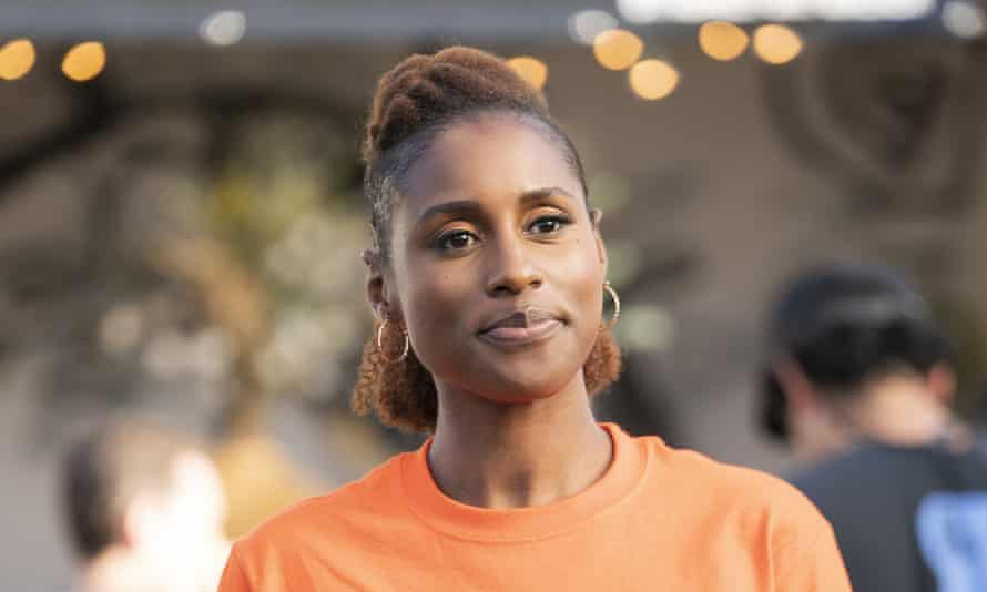Issa Rae as Issa Dee in Insecure.