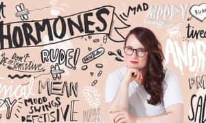 Hormonesonline picture of woman surrounded by words