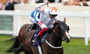 Frankie Dettori wins at Royal Ascot this year on Advertise, who is favourite for the opening race.