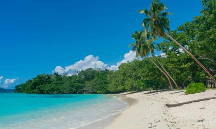 Port Olry beach, Vanuatu