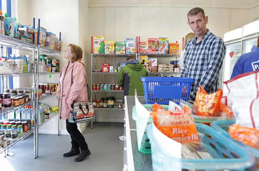 Your Local Pantry charges members £3.50 for a 10-item shop