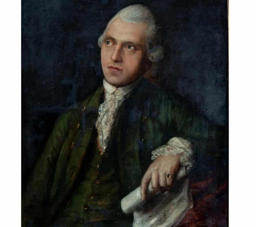 Thomas Gainsborough's 'totally unknown' portrait of Antonín Kammel, c1768