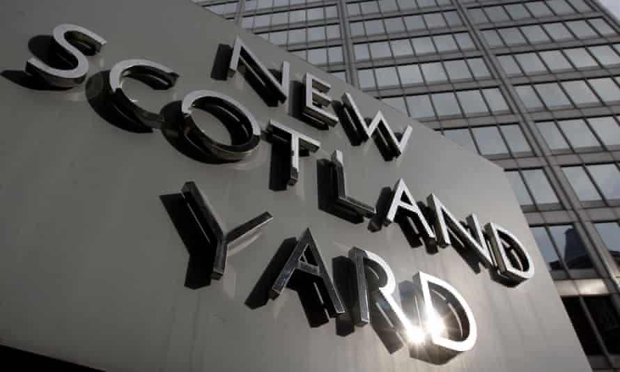 Scotland Yard, London
