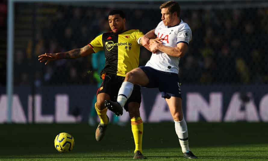 Troy Deeney to Spurs anyone?