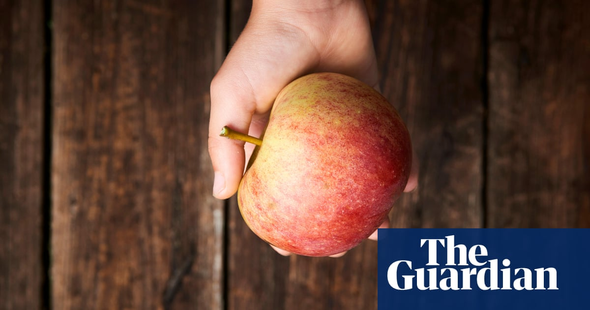 100 m bacteria a day keep the doctor away, apple research suggests