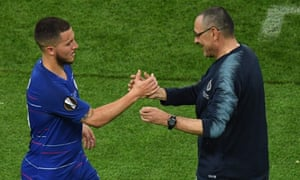 Eden Hazard and Maurizio Sarri could both be gone from Chelsea by the start of next season.