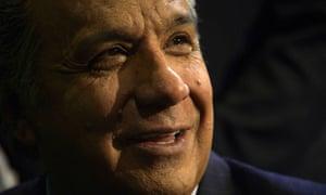 Ecuador's president-elect, Lenin Moreno, has ambitious plans.