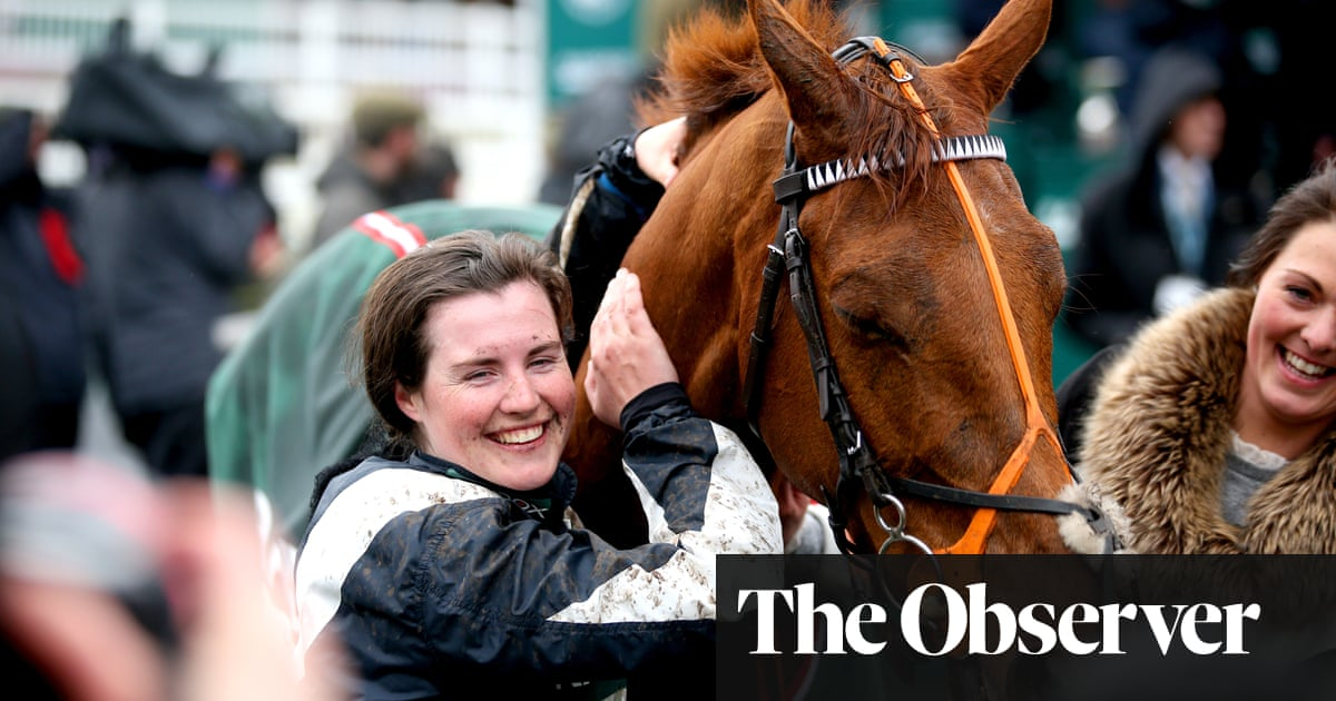 Grand National's enduring charm embodied by stirring Worsley story