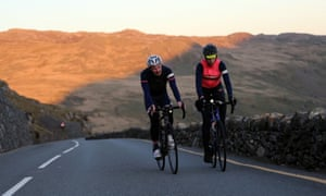 Reflective and hi-vis elements on Rapha's cycling wear.