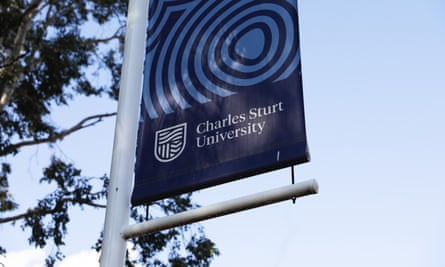 Charles Sturt University in Dubbo, NSW. The National party has raised concerns about the impact of the Coalition's proposed overhaul to university funding in Australia on regional students and universities.