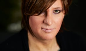 Claire Birkenshaw, a transgender former headteacher, at home in Hull.