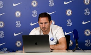 Frank Lampard believes Chelsea are still a work in progress despite being third in the Premier League.