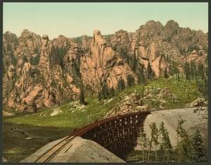 Cathedral park, Colorado
