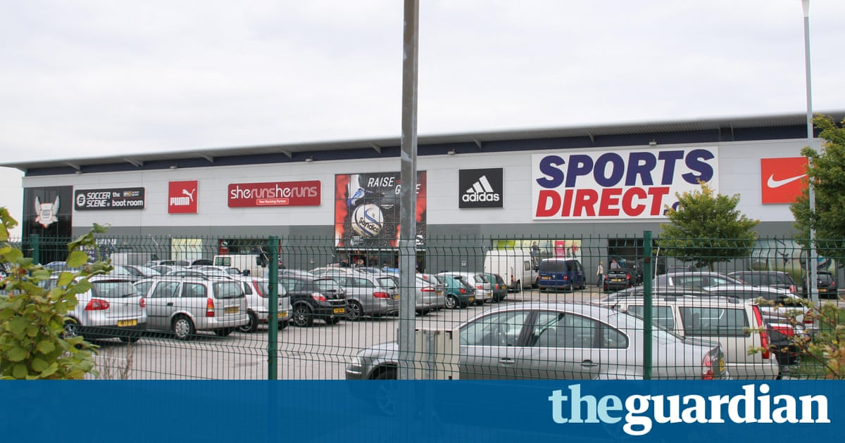 Revealed: how Sports Direct effectively pays below minimum wage