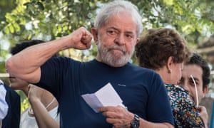 Brazil's former president Luiz Inacio Lula da Silva was jailed over the Operation Carwash investigation, but may be freed after supreme court rules people shouldn't be imprisoned until all appeals are exhausted.