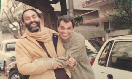 'More than once, we were told by other gay people that we should be role models.' Mehra and Johar in 1998.