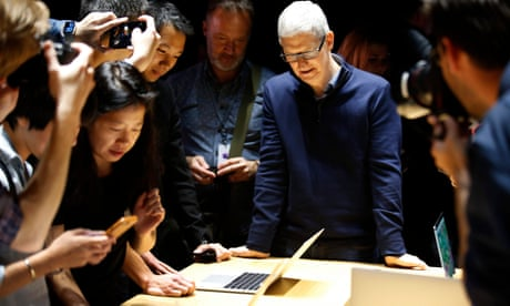 New MacBooks mark Apple's return to high-end laptops in age of the tablet