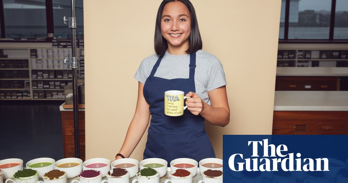 Experience: I drink more than 50 cups of tea a day