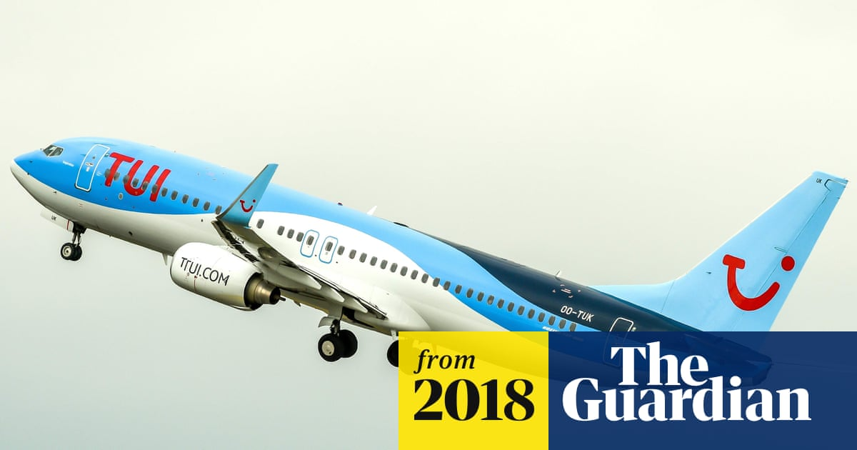 Sexist' Tui Airways crew gave different badges to girls and