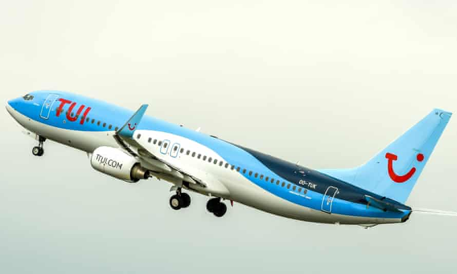 A TUI spokesman said the incident was a 'simple mix-up'.