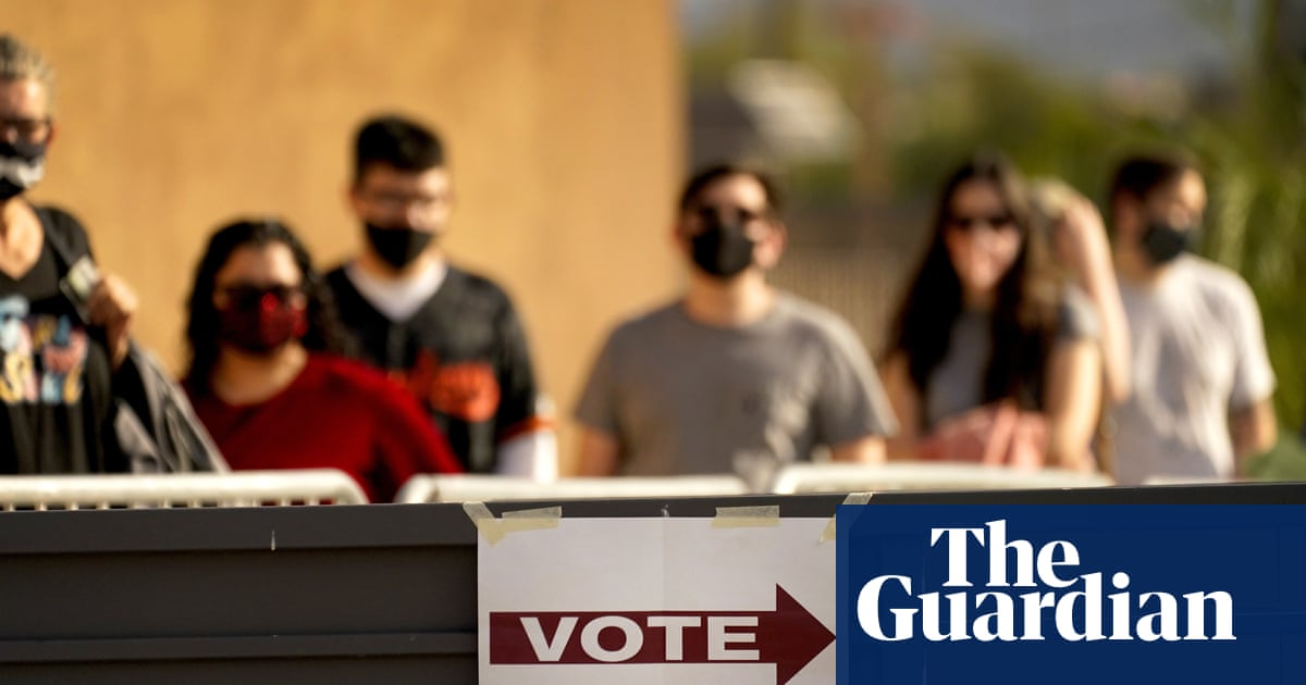 Arizona counties find fewer than 200 possible voter fraud cases among 3m 2020 ballots