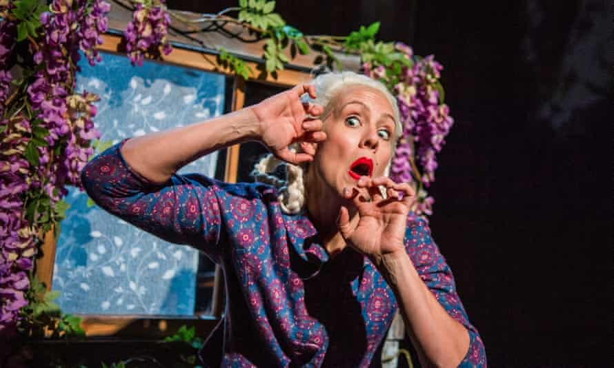 Bryony Kimmings in I'm a Phoenix, Bitch at Battersea Arts Centre, London