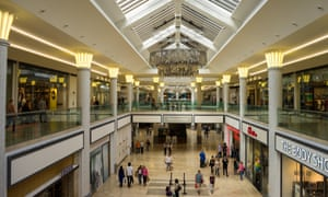 Intu is the owner of shopping centres such as Gateshead's MetroCentre.