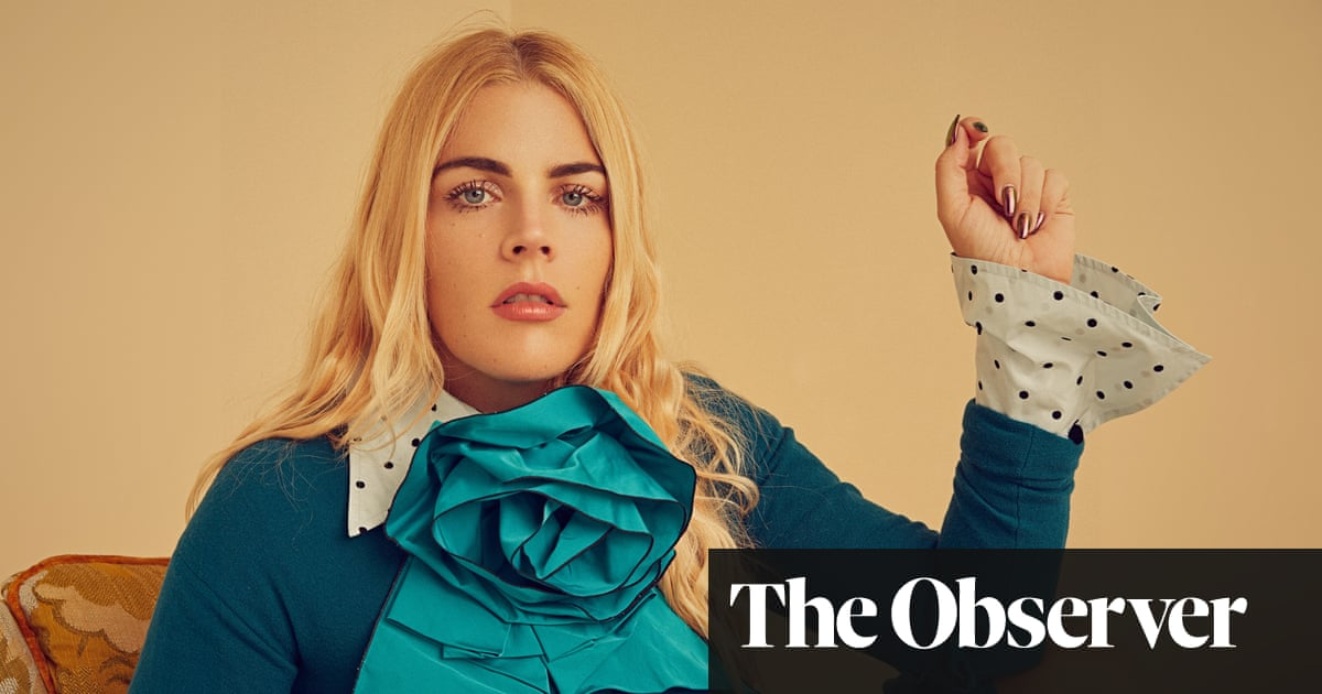 b673aa044133 Busy Philipps: 'I've been on three big TV shows but was broke by the age of  28' | Global | The Guardian