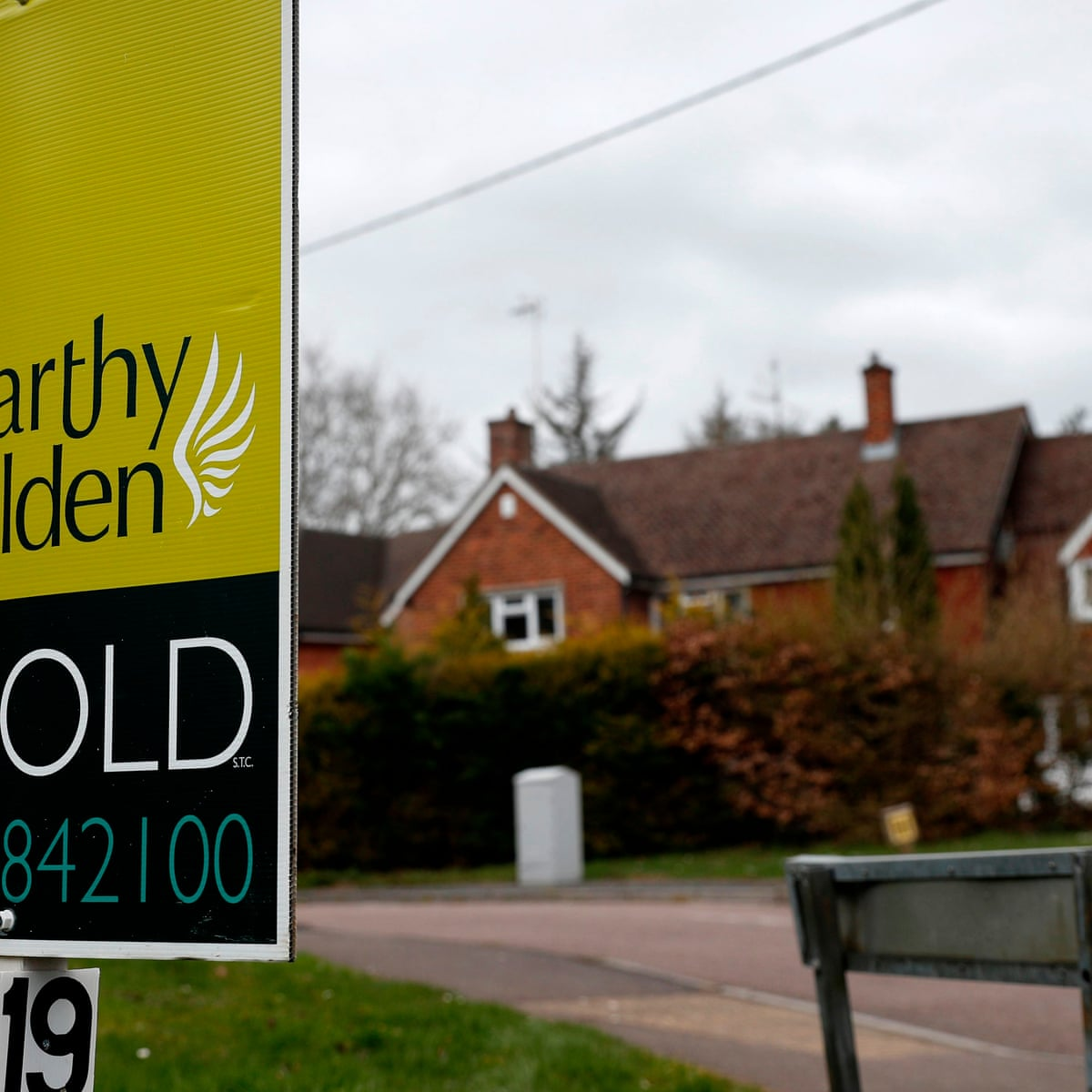 Pent Up Demand After Covid Lockdown Fuels Uk House Sales Surge Real Estate The Guardian
