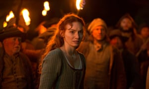Fierce and proud and steadfast and true … Demelza.