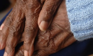 The researchers found that African Americans may be even more affected because they experienced far more stressful events than white people during their lifetimes.
