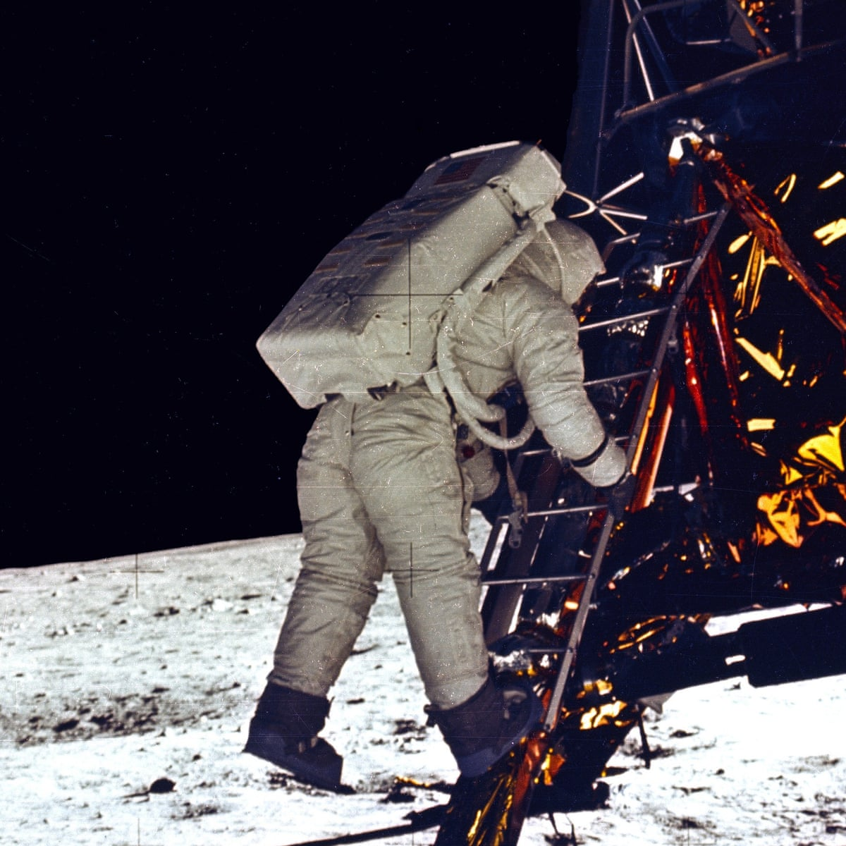 One Giant Lie Why So Many People Still Think The Moon Landings Were Faked The Moon The Guardian
