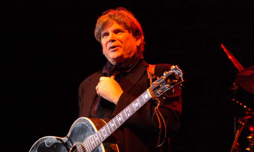 Don Everly performing at the Hammersmith Apollo, London, in 2005.