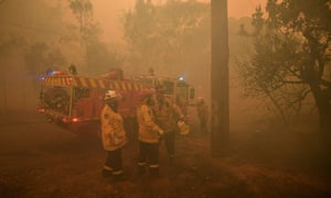 Bushfire conditions are expected to worsen with further hot and dry weather forecast.