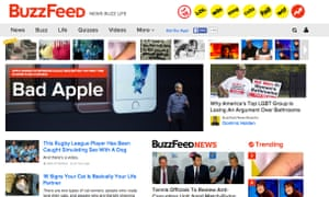 BuzzFeed faces as much of a profit challenge as traditional news outlets.