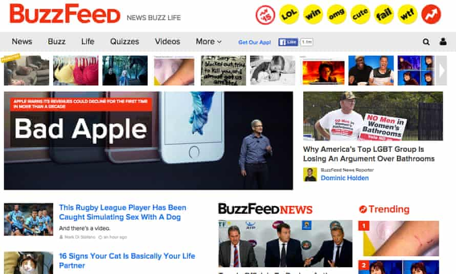 BuzzFeed has been hit with an $11m lawsuit by Central European News and its founder Michael Leidig