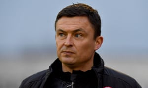 Paul Heckingbottom 'can shout if he needs to shout but he can also be very calm', according to the former Barnsley player Josh Scowen.