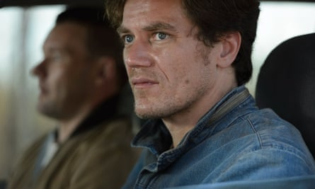 Michael Shannon in Midnight Special