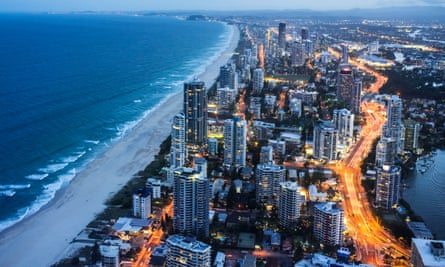 Hotels on the Gold Coast