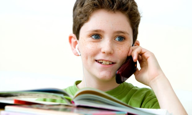 Do you feel that your teenage son/daughter have too much homework?