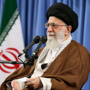 Iran's supreme leader, Ayatollah Ali Khamenei, is 78 and believed to be suffering from ill health.