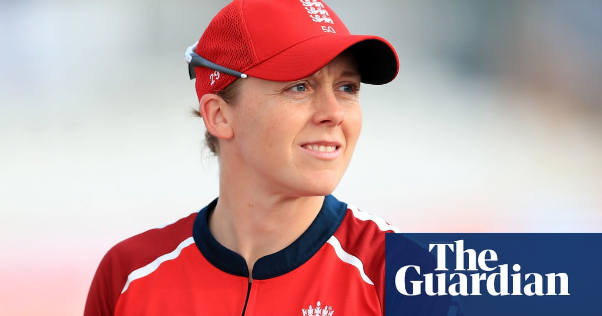 Ollie Robinson suspension a 'learning opportunity', says Heather Knight